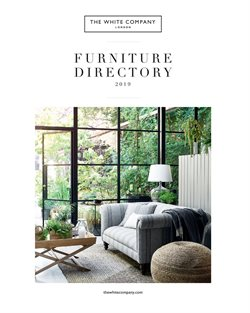 The White Company offers in the Dublin catalogue