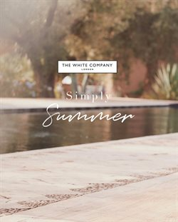 The White Company catalogue in Nottingham ( More than a month )