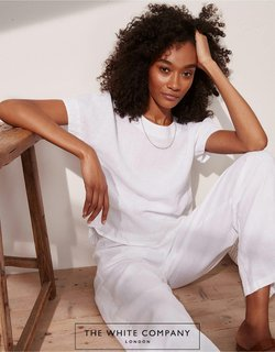 The White Company offers in the The White Company catalogue ( 14 days left)