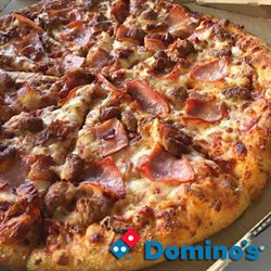 Domino's Pizza offers in the London catalogue