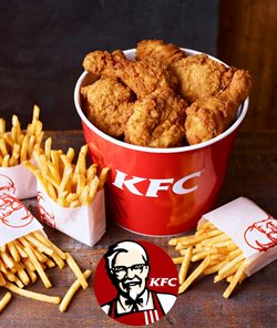 KFC offers in the London catalogue