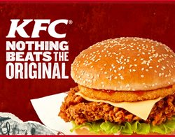 Restaurants offers in the KFC catalogue in London