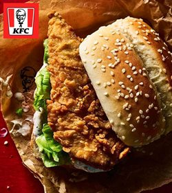 Restaurants offers in the KFC catalogue in Aldershot