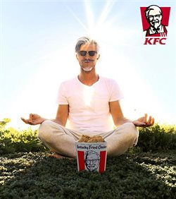 KFC catalogue in Liverpool ( Expired )