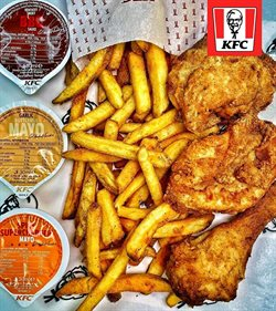 Restaurants offers in the KFC catalogue in London ( More than a month )