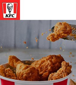 KFC catalogue in Birmingham ( More than a month )