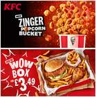 KFC catalogue ( 5 days left )
