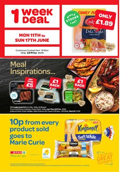 Pancakes offers in the Spar catalogue in London