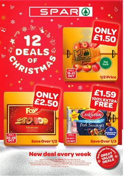Spar offers in the Birkenhead catalogue
