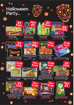 Cake offers in the Spar catalogue in London