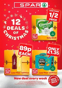 Spar offers in the Sheffield catalogue