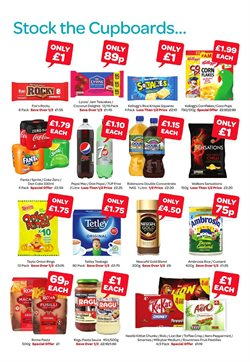 Jam offers in the Spar catalogue in York