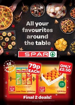 Spar offers in the Lewisham catalogue