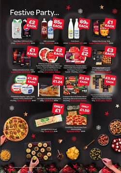 Pizza offers in the Spar catalogue in Runcorn