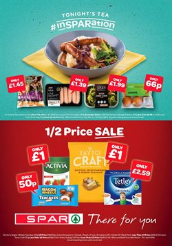 Spar offers in the Birmingham catalogue