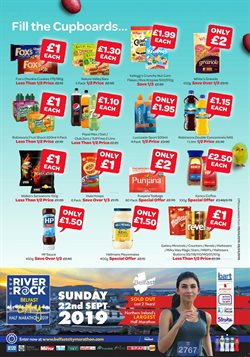 Coffee offers in the Spar catalogue in London