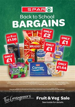 Spar offers in the Leeds catalogue