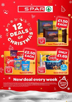Spar offers in the Liverpool catalogue