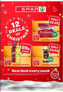 Spar offers in the London catalogue