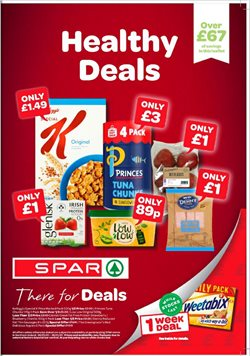 Spar offers in the Belfast catalogue