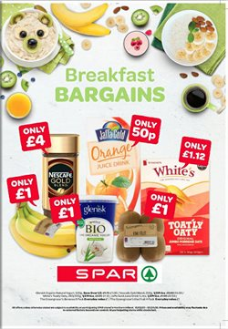 Spar catalogue in Birmingham ( Expires today )