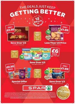 Spar catalogue ( 14 days left)