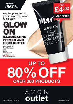 Pharmacy, Perfume & Beauty offers in the Avon catalogue in London