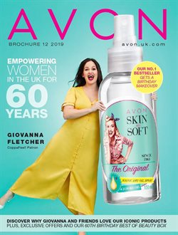 Avon offers in the Birmingham catalogue