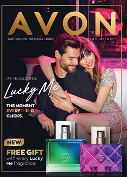 Pharmacy, Perfume & Beauty offers in the Avon catalogue in Solihull ( 10 days left )