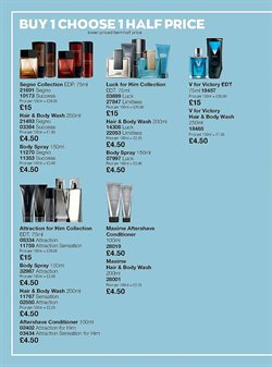 Offers of Aftershave in Avon