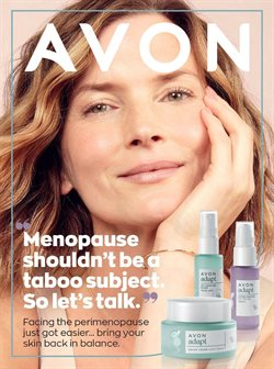 Avon catalogue ( 7 days left )