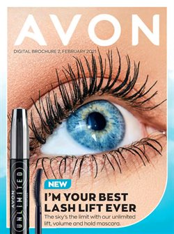 Avon catalogue ( 13 days left )