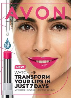 Avon catalogue ( 11 days left )