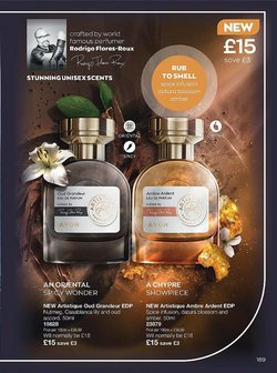 Offers of Eau de parfum in Avon