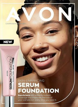 Sales offers in the Avon catalogue ( 13 days left)