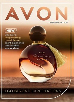 Pharmacy, Perfume & Beauty offers in the Avon catalogue ( Expires today)
