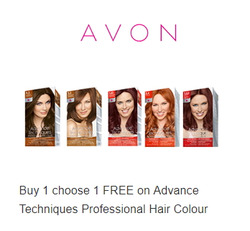 Avon offers in the London catalogue