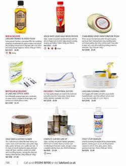 Oil offers in the Lakeland catalogue in York