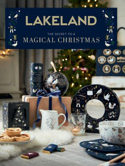 Home & Furniture offers in the Lakeland catalogue ( More than a month)
