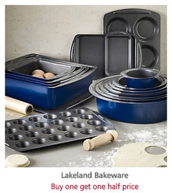 Lakeland offers in the London catalogue
