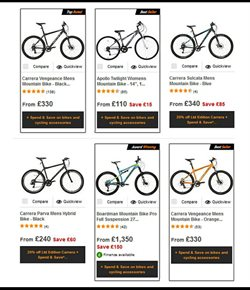 Car offers in the Halfords catalogue in London
