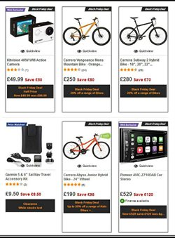 Car offers in the Halfords catalogue in Stoke-on-Trent
