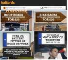 Cars, Motorcycles & Spares offers in the Halfords catalogue in Liverpool ( 21 days left )