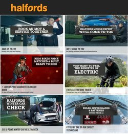 Cars, Motorcycles & Spares offers in the Halfords catalogue ( 7 days left)