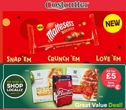Costcutter catalogue in Chester ( 7 days left )