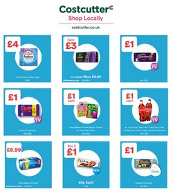Costcutter catalogue ( Expires today )
