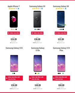 IPhone offers in the Carphone Warehouse catalogue in Cheltenham