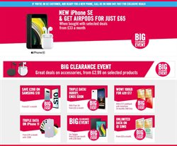 Carphone Warehouse catalogue in Eastbourne ( 19 days left )