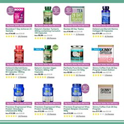 Coffee offers in the Holland & Barrett catalogue in London