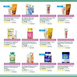 Cake offers in the Holland & Barrett catalogue in Tower Hamlets